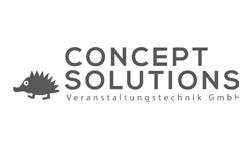 Concept Solutions Veranstaltungstechnik