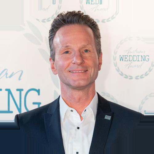 Martin Mikl   Unger Company   Event Wide   Juror Austrian Wedding Award